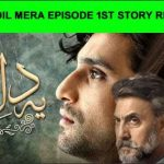 Ye Dil Mera episode 1st story review