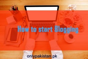 How to start a blog to make money 2019