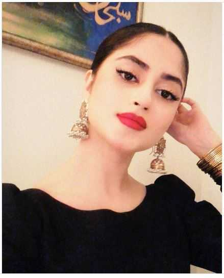 Sajal Ali Biography, sister, age, husband, family pictures
