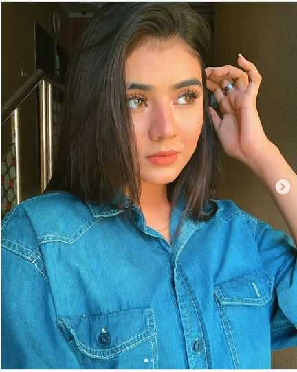 Areeka Haq biography, age, Tik Tok videos, pics, Instagram