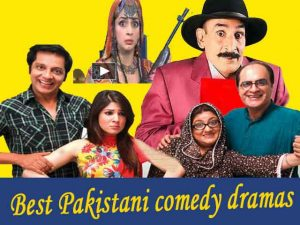 Best Pakistani comedy dramas list
