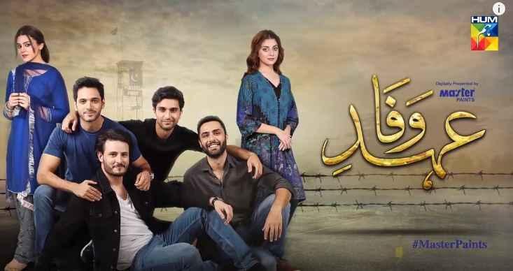 ehd e wafa compressed - Top Trending Pakistani Dramas of 2020