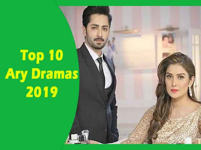 Top 10 Best Ary Dramas 2019