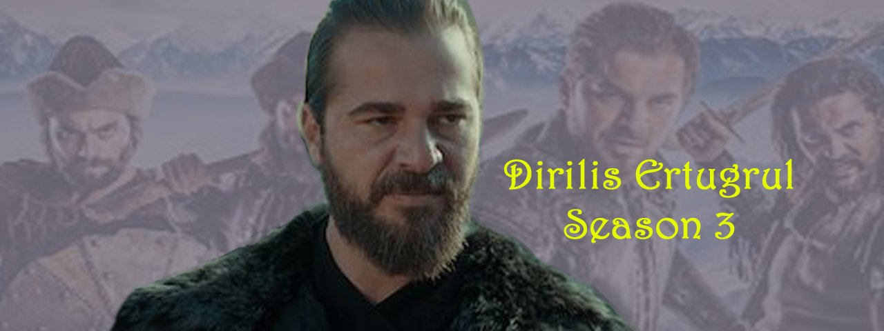 Dirilis Ertugrul season 3 episode 60 with Urdu subtitles