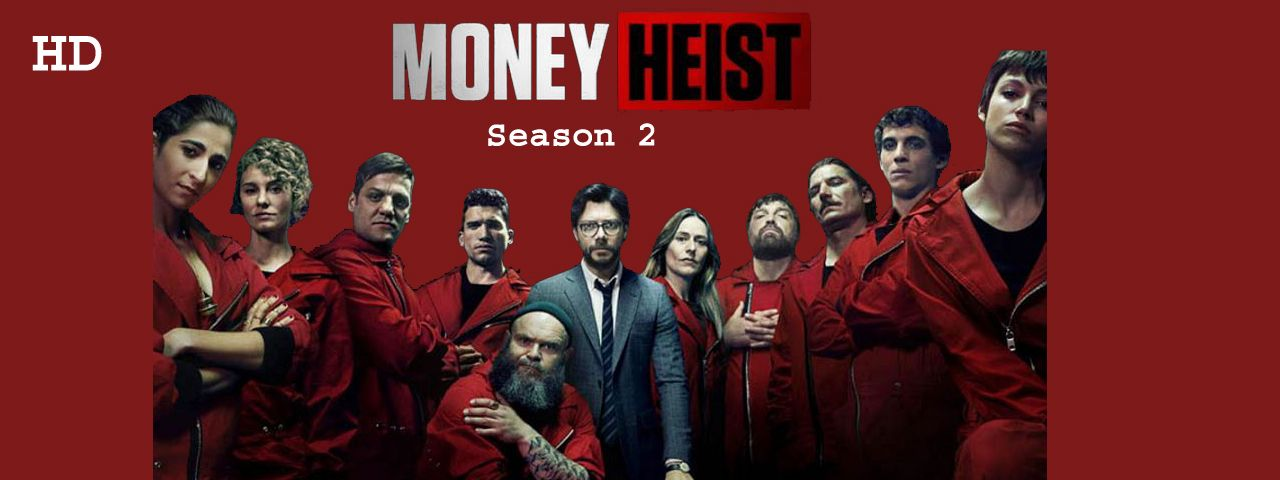 Money Heist Season 2 Episode 3 download in Hd