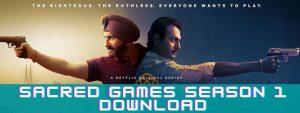 Sacred Games Season 1 Episode 8 Download Free