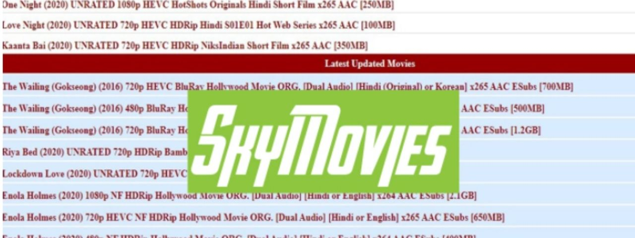 You are currently viewing Skymovies in Latest movies to watch and download for free