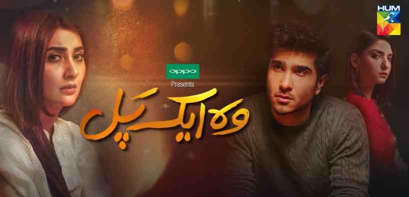 woh aik pal compressed - Feroze Khan Dramas list - Top Ten dramas of Feroze khan