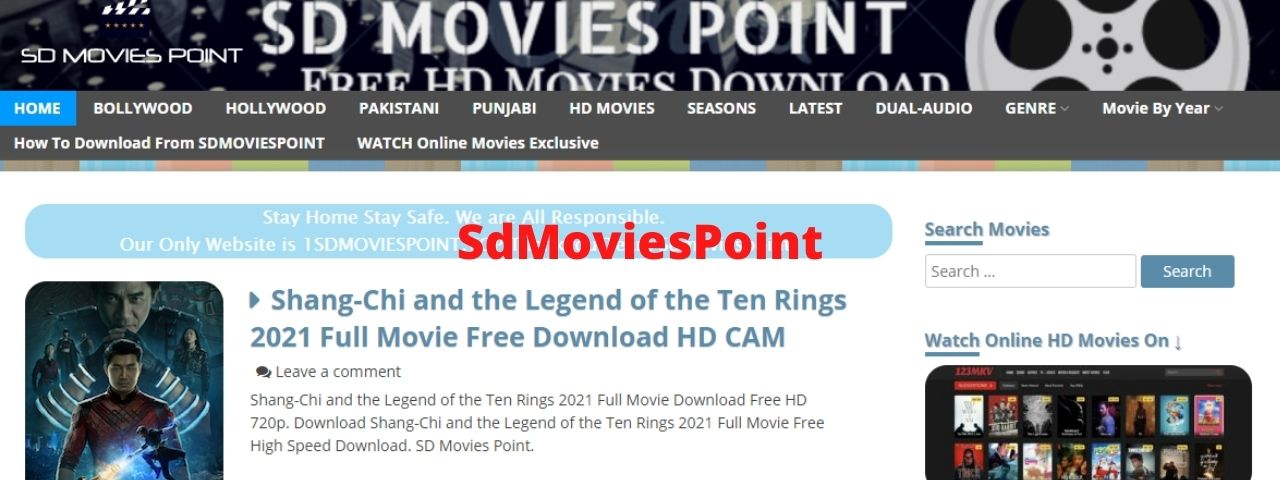 You are currently viewing SDMoviesPoint 2021 Download Bollywood Hollywood Movies