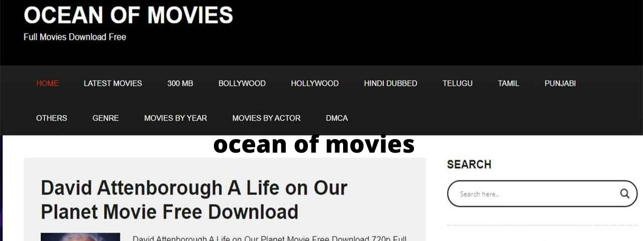 You are currently viewing ocean of movies Hollywood, Bollywood Movies in Hd